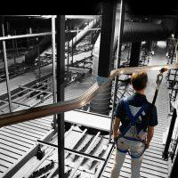 Horizontales Schienensystem ALTIRAIL bei VERTIC