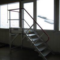 VERTIC massgeschneidertes System: Treppe