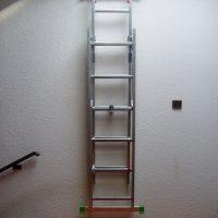 VERTIC massgeschneidertes System: Leiter