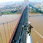 Aquitaine Brücke : Combiligne VERTIC